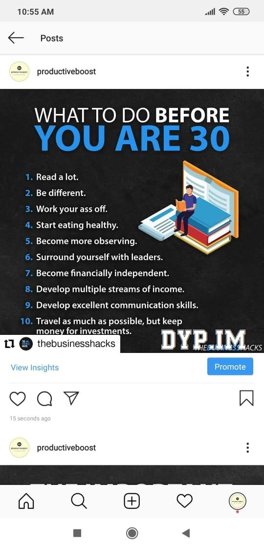 Cara repost instagram 4