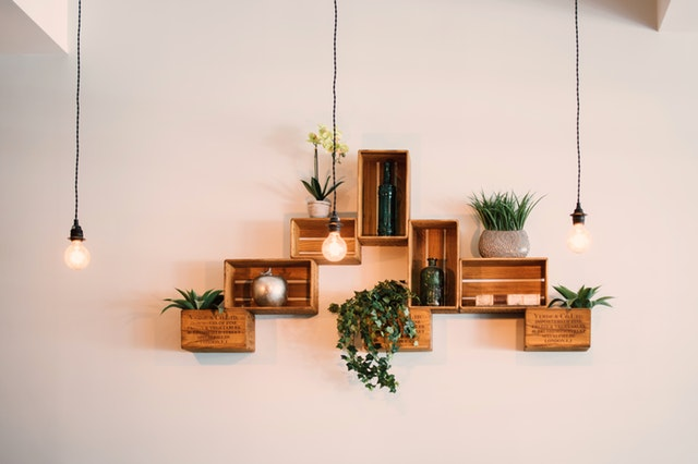 40 Inspirasi Hiasan Dinding Ruang Tamu Minimalis Keren Dyp Im