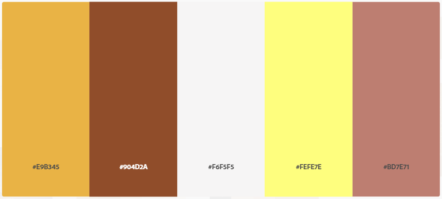 Kode Warna Gold di CorelDraw