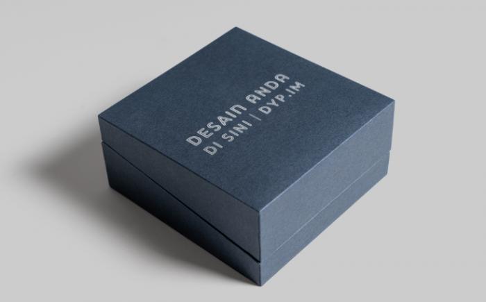 Preview Mockup Box Perhiasan DYP dot IM