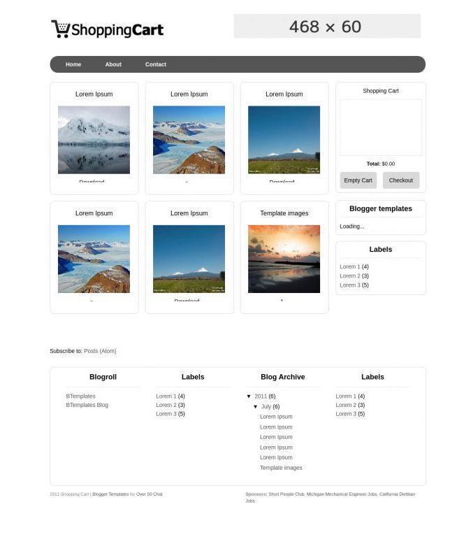 template blogger untuk toko online terbaik