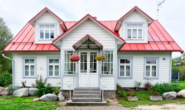 Warna Cat Rumah Minimalis Tampak Depan (2)