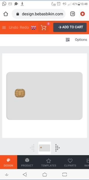 Cara Membuat ID Card Sendiri Lewat Hp